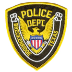 Breckenridge Police Department, TX