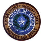 Upton County Sheriff's Department, Texas