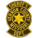 Vernon County Sheriff's Department, MO