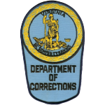 Virginia Department of Corrections, VA