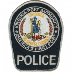 Virginia Port Authority Police Department, VA