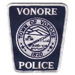 Vonore Police Department, TN