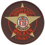 Walker County Sheriff's Office, GA