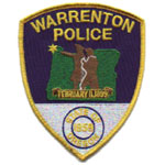 Warrenton Police Department, OR