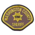 Washington County Sheriff's Department, IA