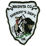 Washita County Sheriff's Office, Oklahoma