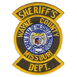 Wayne County Sheriff's Department, MO