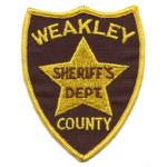 Weakley County Sheriff's Department, TN