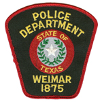 Weimar Police Department, TX