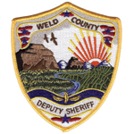 Weld County Sheriff's Office, CO