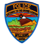 Williams Police Department, AZ