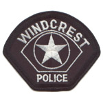Windcrest Police Department, TX