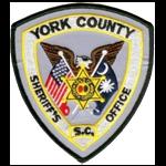 York County Sheriff's Office, SC