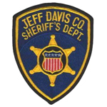 Jeff Davis County Sheriff's Department, TX