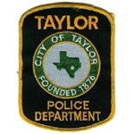 Taylor Police Department, TX