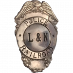 Louisville and Nashville Railroad Police Department, RR