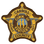 Carroll County Sheriff's Office, KY
