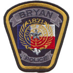 Bryan Police Department, TX