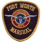 Fort Worth Marshal's Office, TX