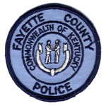 Fayette County Police Department, KY