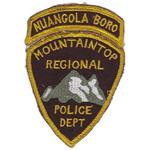 Nuangola Borough Police Department, PA