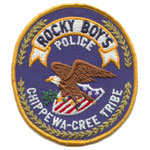 Rocky Boy's Tribal Police Department, TR