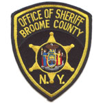 Broome County Sheriff's Office, NY