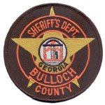 Bulloch County Sheriff's Office, Georgia