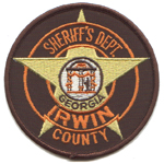 Irwin County Sheriff's Office, GA