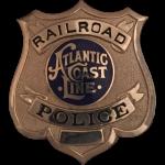 Atlantic Coast Line Railroad Police Department, RR