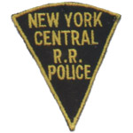 New York Central Railroad Police Department, RR