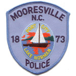 Mooresville Police Department, North Carolina