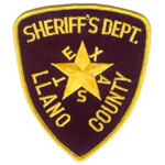 Llano County Sheriff's Office, TX
