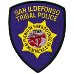 Pueblo de San Ildefonso Tribal Police Department, TR