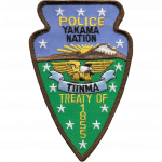 Yakama Nation Tribal Police Department, TR