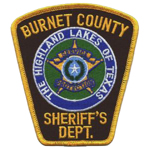 Burnet County Sheriff's Department, Texas