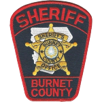 Burnet County Sheriff's Office, TX