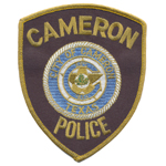 Cameron Police Department, TX