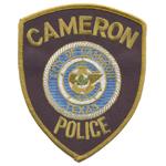 Cameron Police Department, TX