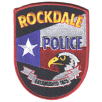Rockdale Police Department, TX