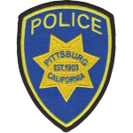 Pittsburg Police Department, CA
