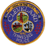 Cleveland Police Department, Tennessee