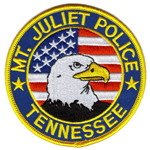 Mt. Juliet Police Department, TN