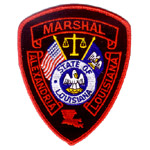 Alexandria City Marshal's Office, Louisiana