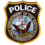 United States Department of Defense - Naval Weapons Station Charleston Police, US
