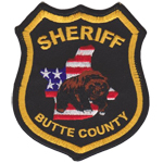 Butte County Sheriff's Office, California
