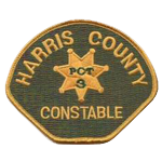 Harris County Constable's Office - Precinct 3, TX