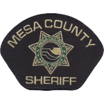 Mesa County Sheriff's Office, CO