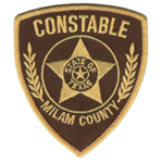 Milam County Constable's Office - Precinct 4, TX