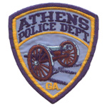 Athens Police Department, GA